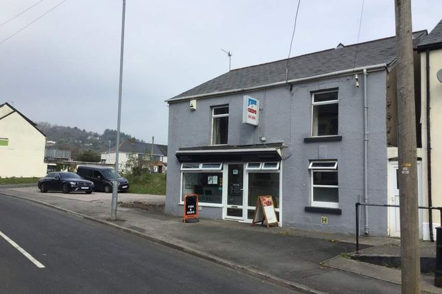 Thumbnail Restaurant/cafe for sale in Pontypool, Torfaen