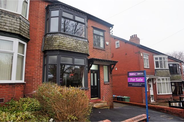 Thumbnail Semi-detached house for sale in Selkirk Avenue, Oldham