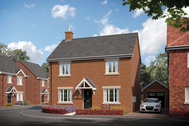 Thumbnail Detached house for sale in The Welland, Chiltern View, Pitstone, Buckinghamshire