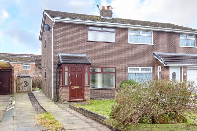Thumbnail Semi-detached house to rent in Longbrook, Shevington, Wigan