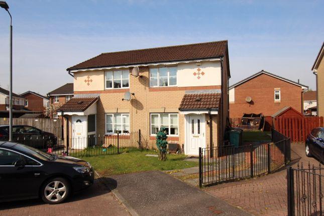 Thumbnail Semi-detached house for sale in Ivy Grove, Coatbridge