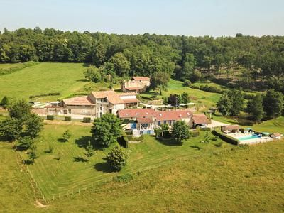 Thumbnail Property for sale in Roussines, Charente, France