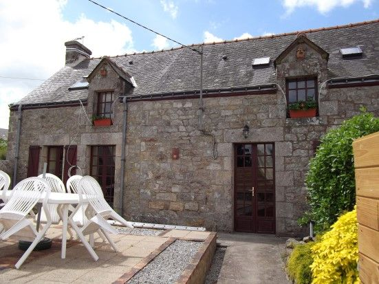 Thumbnail Semi-detached house for sale in 56160 Séglien, Morbihan, Brittany, France