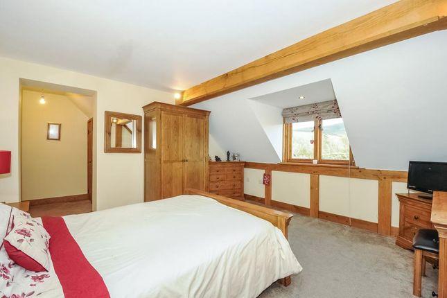 Bedroom of St. Harmon, Rhayader, Powys LD6