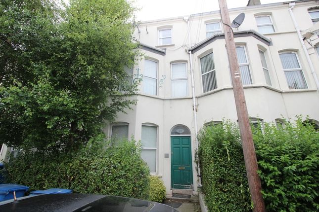 Thumbnail Terraced house for sale in Southwell Road, Bangor