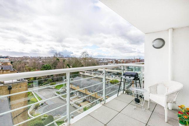 Balcony of Upper Richmond Road, London SW15