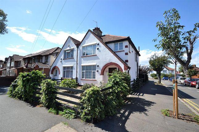 Thumbnail Semi-detached house for sale in Vicarage Farm Road, Heston, Hounslow