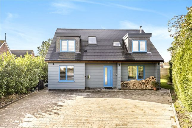 Thumbnail Detached house for sale in Foxhills Crescent, Lytchett Matravers, Poole