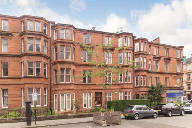 Exterior of West Princes Street, Woodlands, Glasgow G4