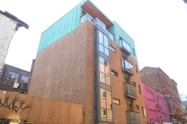 Thumbnail Commercial property for sale in Rebs Den, 82 Tib Street, Northern Quarter, Manchester, Greater Manchester