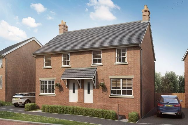 "Thumbnail Semi-detached house for sale in ""Maidstone"" at Bevans Lane, Pontrhydyrun, Cwmbran"