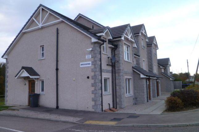 Thumbnail Flat to rent in Bridgend, Bridge Road, Kemnay
