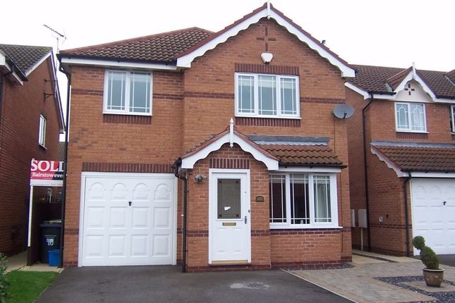 Thumbnail Detached house to rent in Sheldon Close, Sutton-In-Ashfield