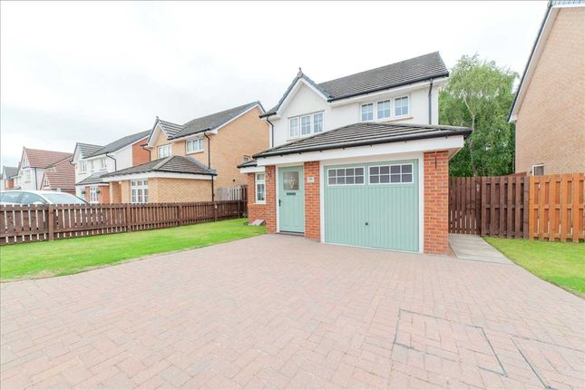 Thumbnail Detached house for sale in Vesuvius Drive, Motherwell