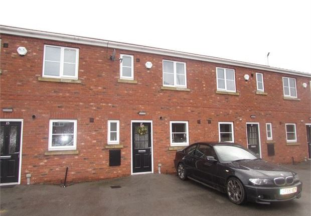 Thumbnail Town house to rent in Gunhills Lane, Armthorpe