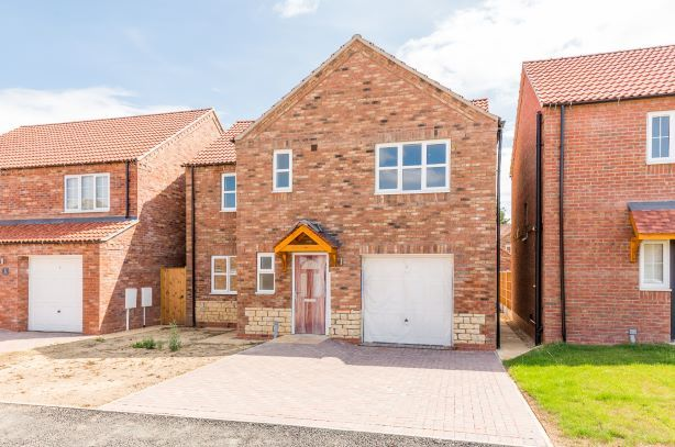 Thumbnail Detached house for sale in Franklin Way, Barrow Upon Humber