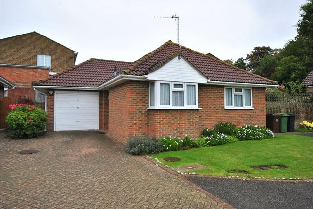 Thumbnail Detached bungalow for sale in Garth Close, Bexhill-On-Sea, East Sussex