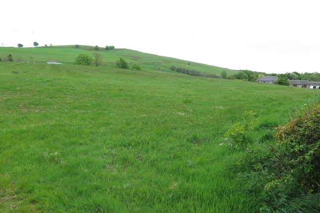Thumbnail Land for sale in Dillarburn, Lesmahagow