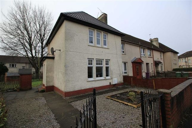 Thumbnail Terraced house for sale in Gask Place, Glasgow