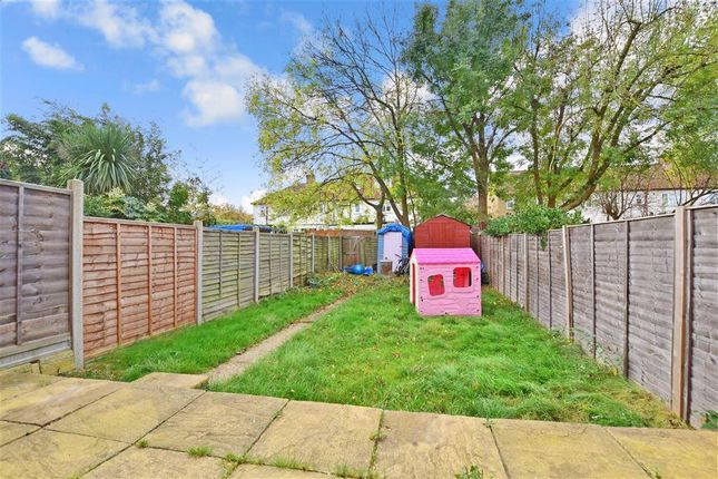 Rear Garden of Cobham Avenue, New Malden, Surrey KT3