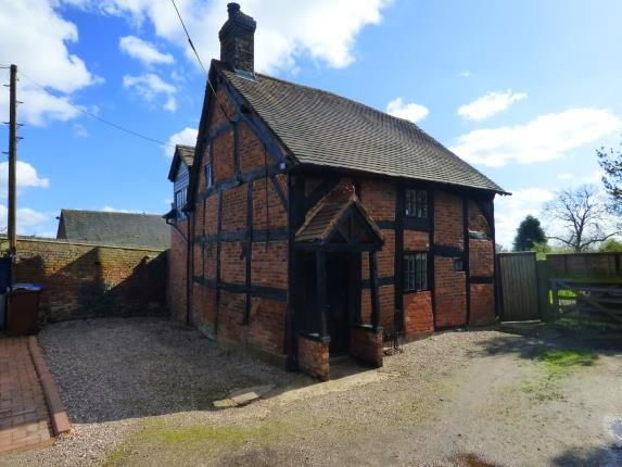 Thumbnail Detached house for sale in Scholfield Lane, Edingale, Tamworth, Staffordshire