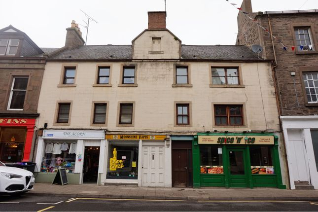 Thumbnail Flat for sale in West High Street, Forfar