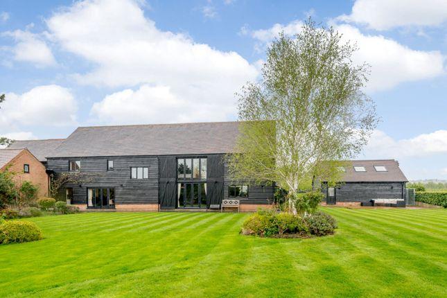 Thumbnail Detached house for sale in Nomansland Farm, Drovers Lane, St. Albans, Hertfordshire