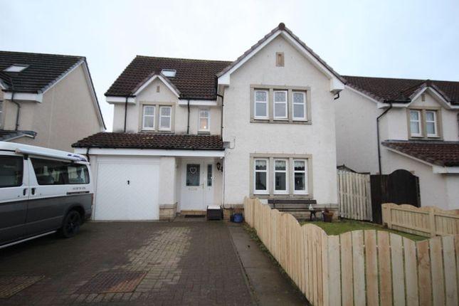 Thumbnail Detached house for sale in Oakwood Park, Deans, Livingston