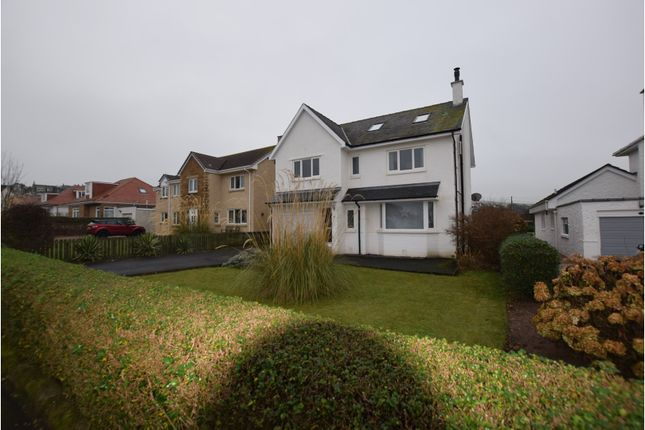 Thumbnail Detached house for sale in Fullerton Drive, Seamill, West Kilbride