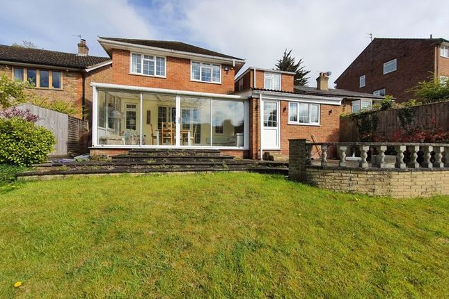 Thumbnail Detached house for sale in Carrington Road, High Wycombe