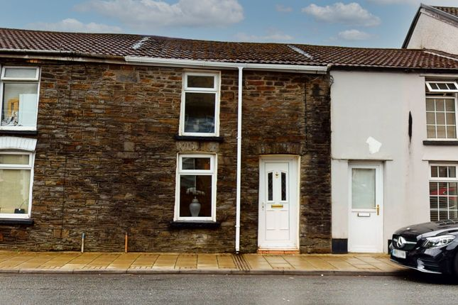 2 bed terraced house for sale in Trehafod Road, Trehafod, Pontypridd CF37