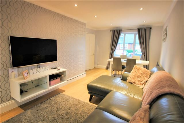 Lounge/Diner of Holderness Drive, Aston, Sheffield S26