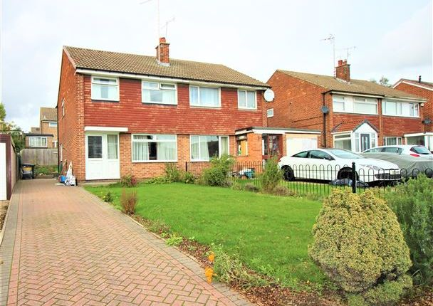 Thumbnail Semi-detached house to rent in Dove Lane, Aston, Sheffield, Rotherham