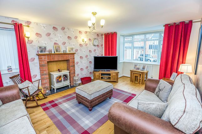 Living Room of Bryn Y Castell Gardens, St. Martins Road, Gobowen, Oswestry SY10