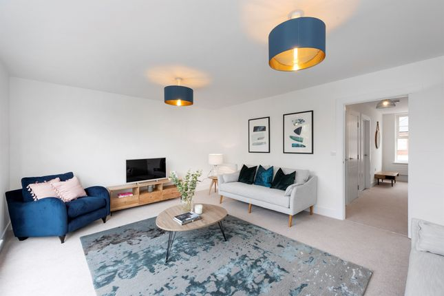 Thumbnail Terraced house for sale in Plot 10, Otters Holt, Mill Street, Ottery St. Mary