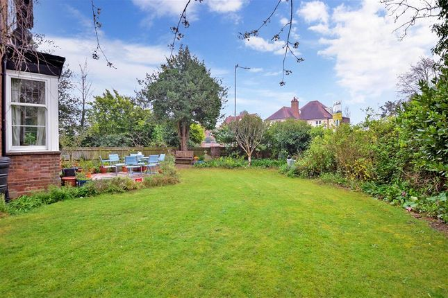 Rear Garden of Yardley Park Road, Tonbridge, Kent TN9