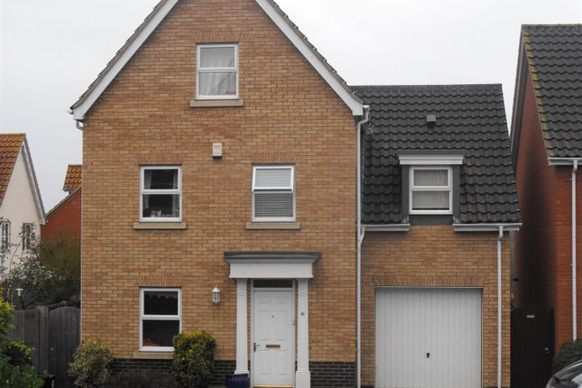 Thumbnail Property for sale in Caddow Road, Norwich