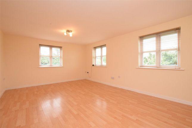 Living Room of Apartment 4 43 Persimmon Gardens, Cheltenham, Gloucestershire GL51