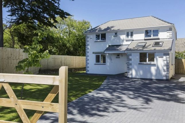 Thumbnail Detached house for sale in Fuggoe Croft, Carbis Bay, St. Ives