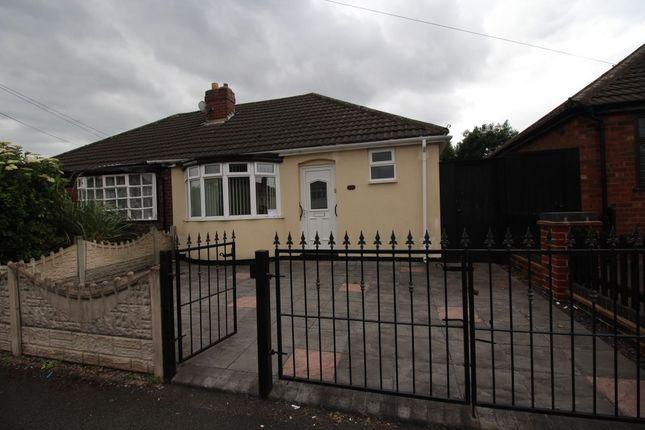 Thumbnail Bungalow to rent in Hannah Road, Bilston