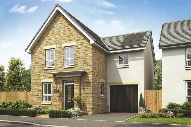 "Thumbnail Detached house for sale in ""Ralston"" at Malletsheugh Road, Newton Mearns, Glasgow"