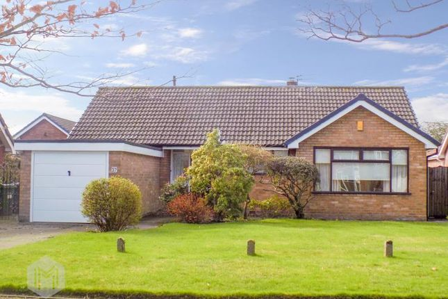 Thumbnail Bungalow to rent in Culcheth Hall Drive, Culcheth, Warrington