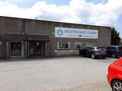 Thumbnail Light industrial to let in Unit 4A, Water Ma Trout Industrial Estate, Helston, Cornwall