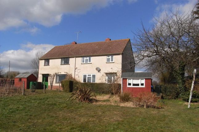 Thumbnail Semi-detached house to rent in Hingsdon Cottages, Netherbury, Bridport, Dorset