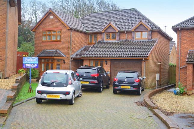 Thumbnail Detached house for sale in Redman Close, Kenfig Hill, Bridgend, Mid Glamorgan