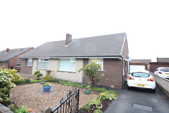 Thumbnail Semi-detached bungalow for sale in Healey Wood Crescent, Rastrick