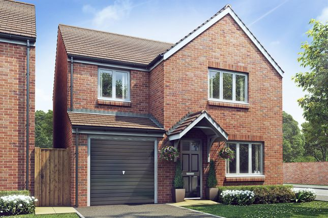 """4 bed detached house for sale in """"The Roseberry"""" at Willow Way, Coventry CV3"""