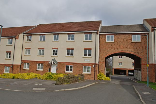 Thumbnail Flat for sale in Farrier Close, Pity Me, Durham