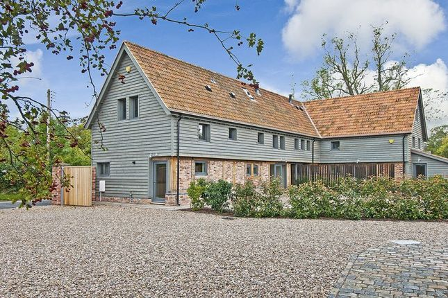 Thumbnail Barn conversion to rent in Breinton, Hereford