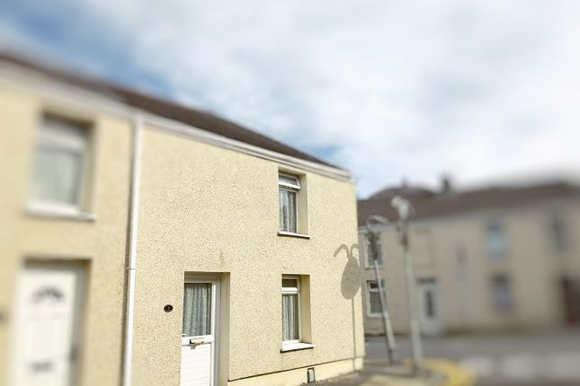 Thumbnail End terrace house to rent in Payne Street, Neath, Neath Port Talbot.